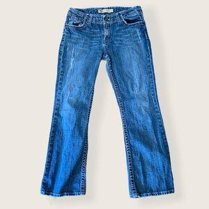 BKE Bootcut Stretch Jeans Size 30